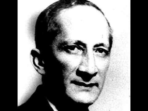 Discurso de Andres Eloy Blanco como Ministro de interior en el gobierno de Romulo Gallegos 1948