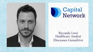 riccardo-lowi-discusses-genedrive-plc-22-01-2018