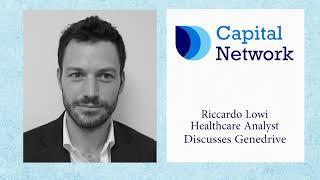 riccardo-lowi-discusses-genedrive-plc-22-01-2018