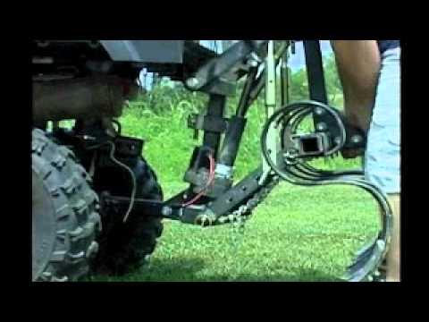 Cultivator Set for Kolpin DirtWorks System - Kolpin CT036