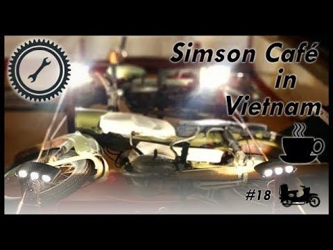 Ein Simson Café mitten in Vietnam - 2Radgeber Simson Reise #18