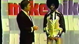 "Sly Stone co-hosts The Mike Douglas Show ""Loose Booty"" + interview 7/18/74"