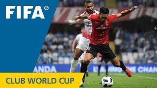 Wydad Casablanca v Urawa Red Diamonds - FIFA CLUB WORLD CUP UAE 2017
