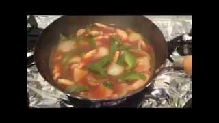 How to make Chicken Platter
