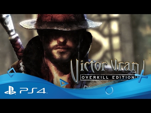 Victor Vran: Overkill Edition | Gameplay Trailer | PS4 thumbnail