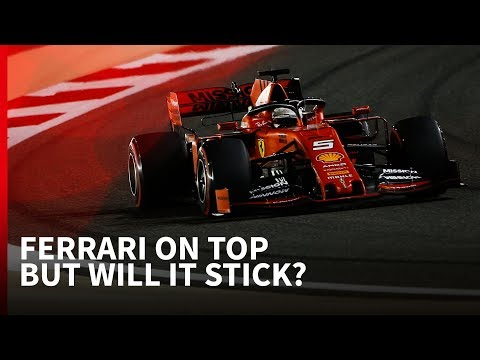 Ferrari is back, but not as dominant as it looks