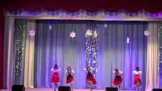 Отчетный концерт ДШИ г.Корсаков 6 января 2016 г. часть 3