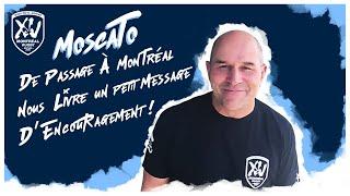 ● 13 JUIN 2018 ● MOSCATO au XV DE MONTRÉAL !!!