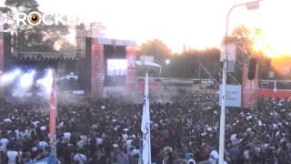 preview picture of video 'Carajo, Luna herida, Primera Semifinal Rockea Buenos Aires Provincia 2015'