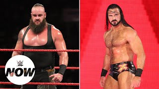 Braun Strowman reveals nasty eye injury after Raw assault: WWE Now
