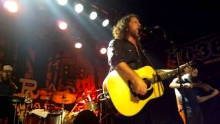 Chuck Ragan and the Camaradarie - Nothing left to prove (SO36, Berlin 7.6.14) HD