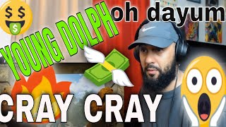 #YoungDolph  #CrayCray Young Dolph - Cray Cray (Official Video) REACTION!!! 🔥💪 Hot Song Check it out
