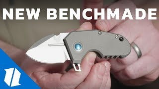 NEW Benchmade Knives | Knife Banter Ep. 51 - Video Youtube
