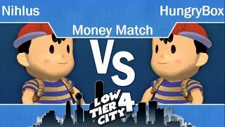 LTC4  - Nihlus (Ness) vs Liquid`HungryBox (Ness) Money Match - Melee