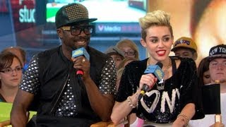 Miley Cyrus on Whether Wedding With Liam Hemsworth Is On: 'I'm Wearing a Ring, So...'