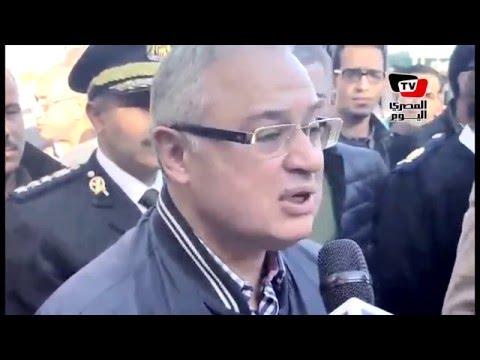 وزير السياحة من أمام «فندق الغردقة»: «Well Done Egypt»