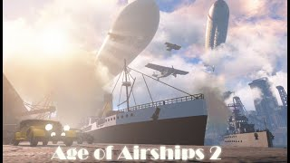 Age of Airships 2 Launch