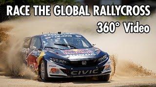 Ride the Red Bull Global Rallycross in 360° - 4K