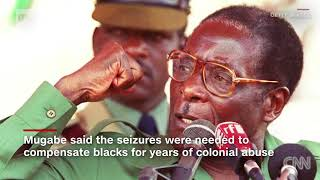 The Devastating Effects Of Mugabe's Land Reform