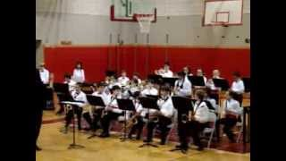 NAMS Jazz Band Winter Instrumental Concert - One O'Clock Jump - Count Bassie
