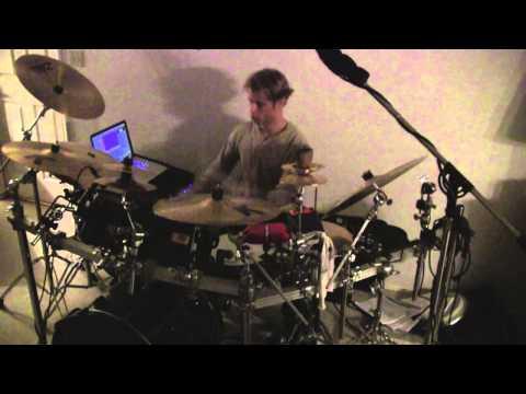 """Fleetwood Mac - Never Going Back Again"" Scott Sievers-Drum Cover"