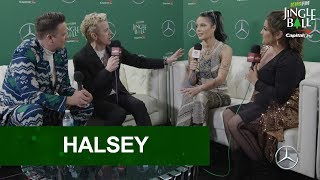 Halsey Talks Collaboration About Her BTS, Single With SUGA