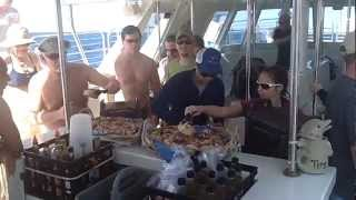 preview picture of video 'Blue Dolphin Kauai Snorkel Cruise'