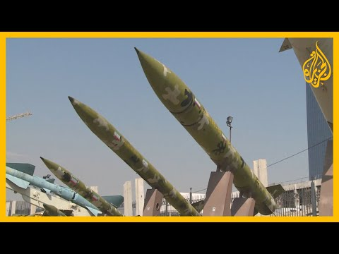 انتهاء حظر التسلح على إيران