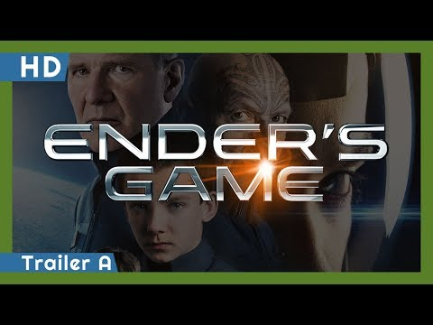 Video trailer för Ender's Game (2013) Trailer A