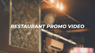 Restaurant Promo Video | Canon 200D | Dir. Akram Rashid