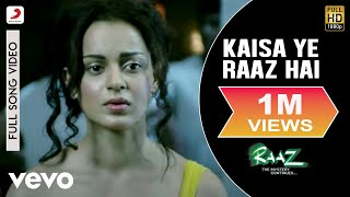 Raaz - The Mystery Continues - Kaisa Ye Raaz Hai Video | Emraan