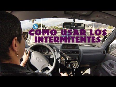 Seguridad vial: Como usar los intermitentes | Mente desinquieta
