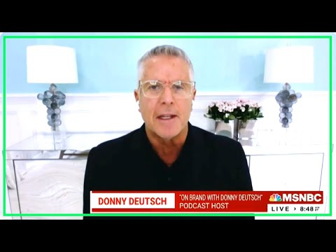 Coddled MSNBC Host Whines About America's Work Ethic