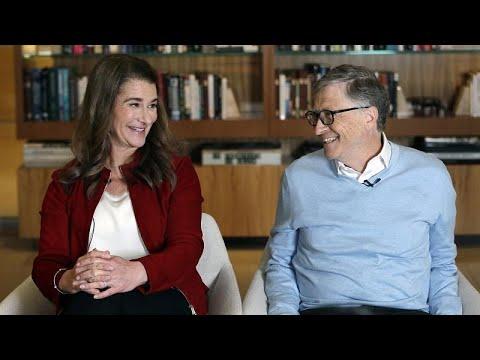 بيل وميليندا غيتس يعلنان طلاقهما بعد 27 عاماً من الحياة الزوجية …