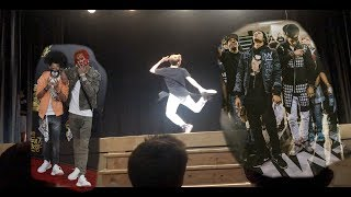 LES TWINS/AYO& TAO TRIBUTE