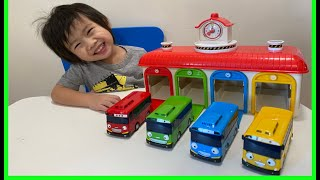 TAYO BUS LEARN COLORS FOR TODDLER