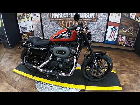 2020 Harley-Davidson Sportster Roadster XL 1200CX