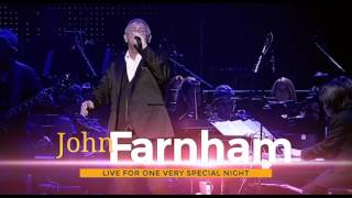 John Farnham Live 2017 - A Day On The Green