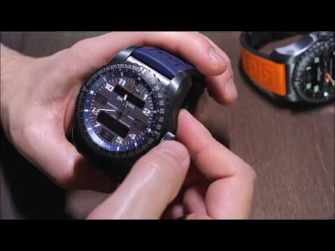 Breitling Emergency II Watch Review | aBlogtoWatch