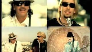 Nickelback ft. Santana-Into The Night