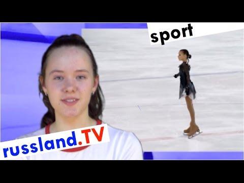 Eiskunstlauf: Die Vierfachsprung-Fee [Video]