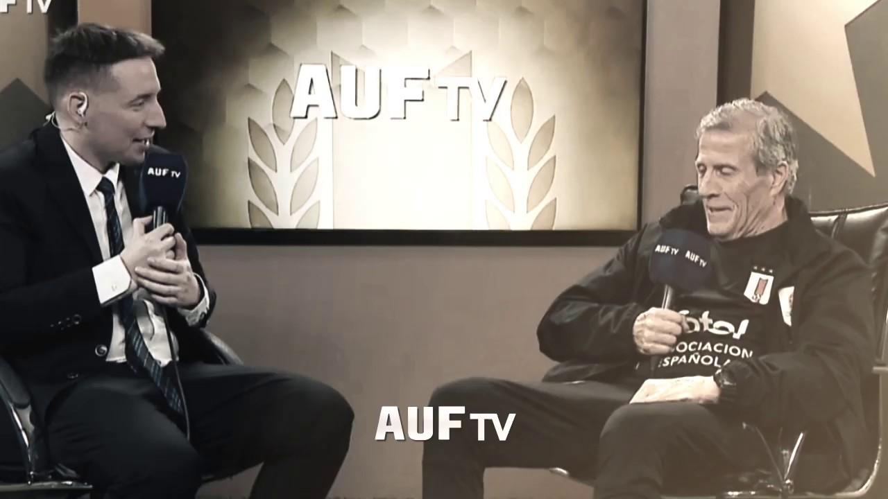 Perú - Uruguay por AUF TV desde las 21:30 h