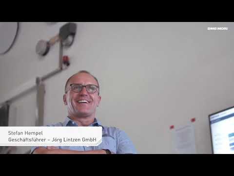 DMG MORI PLANNING - Referenz Story von Jörg Lintzen GmbH