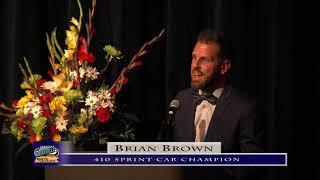 Brian Brown - Track Champion Speech