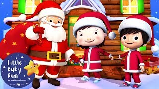 Christmas Songs for Kids | We Wish You a Merry Christmas | Christmas Special | Little Baby Bum