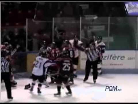 Alexandre Beauregard vs Mathieu Gagnon