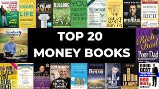 💰💰💰Top 20 Money Books 💰💰💰