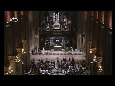 Messe du 14 juin 2015