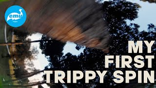 My first Trippy Spin???? Uncut FPV Freestyle W/ Stickcam   Emuflight 0.3.2