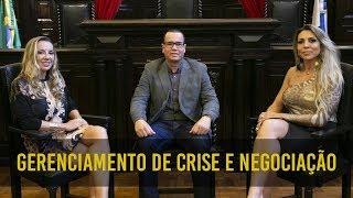 Justo Eu – Aula 15 – Gerenciamento de crise e negociação